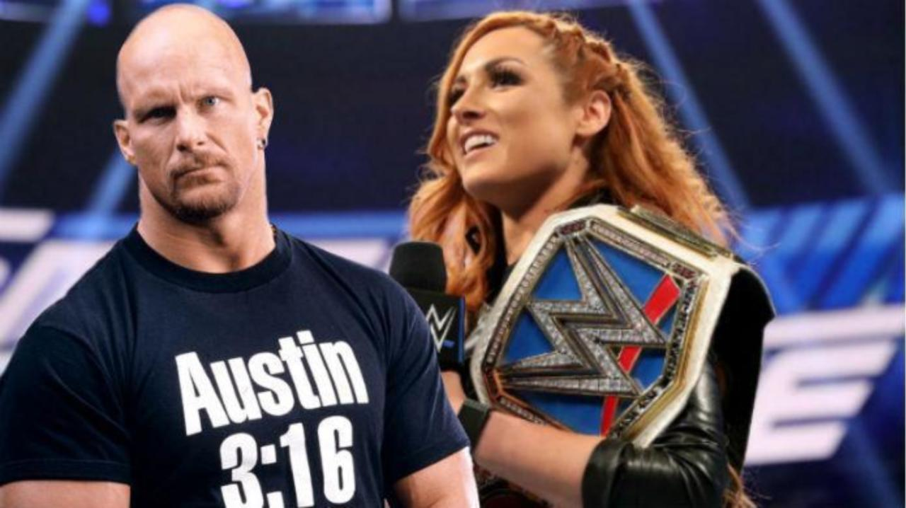 Becky Lynch Responds to 'Stone Cold' Steve Austin Comparisons