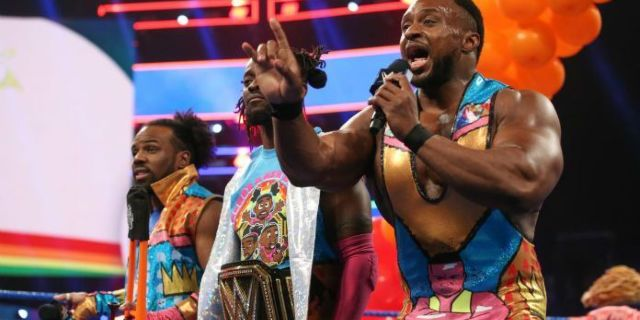 Big E Announced for Return to Action on SmackDown Live