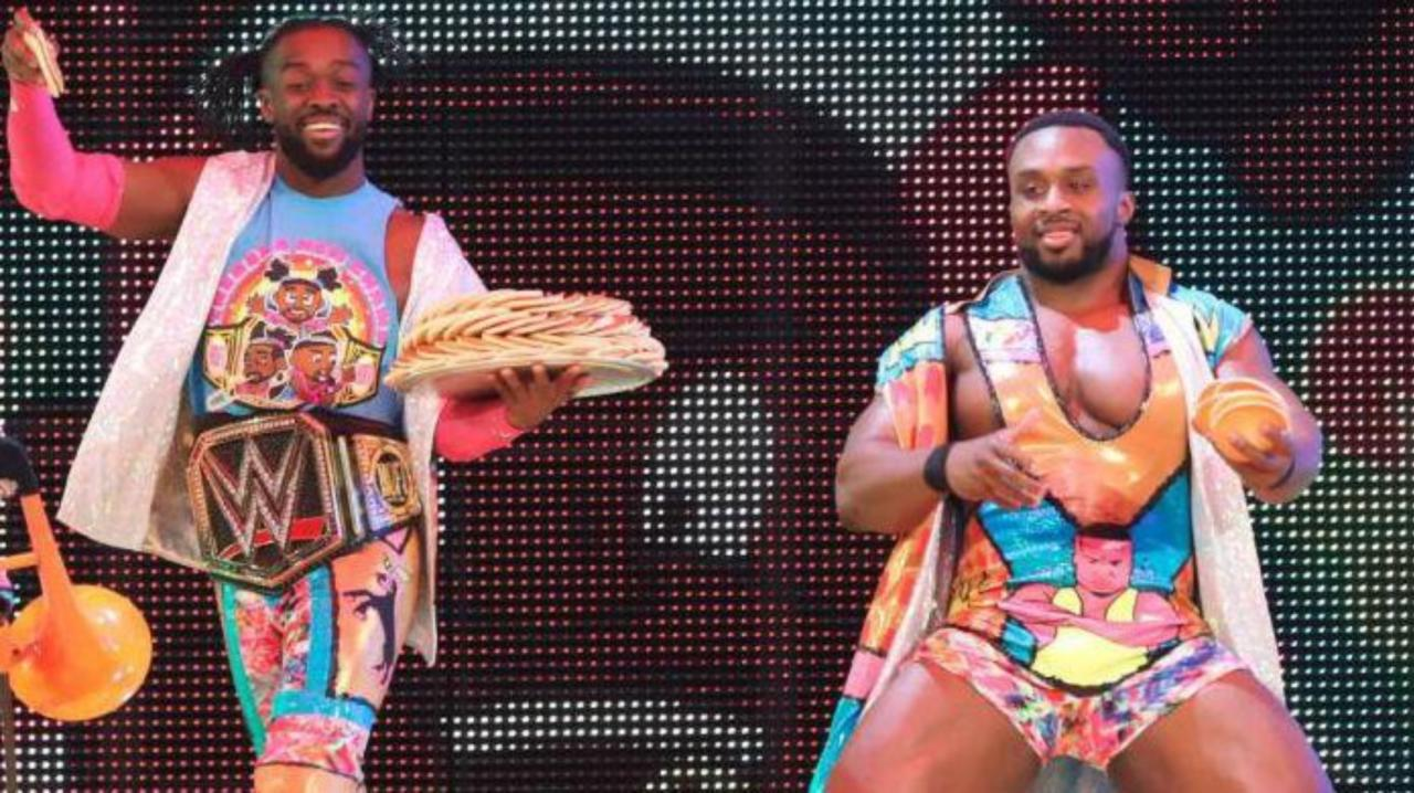 Big E Reveals He's Dealing With a Meniscus Injury