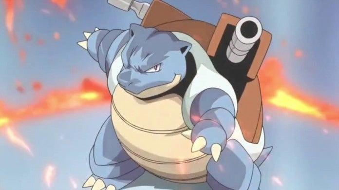 Blastoise-Pokemon