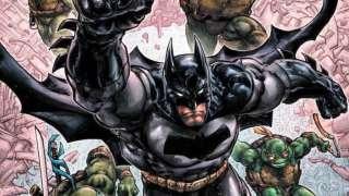 Batman/Teenage Mutant Ninja Turtles #1 Preview Pages