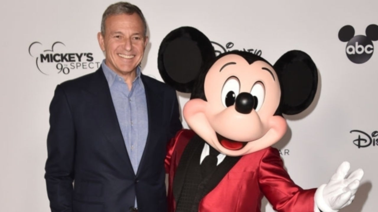 Disney CEO Bob Iger Confirms He'll Step Down in 2021