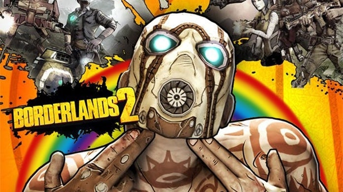 Borderlands 2 Rainbow Rarity Items