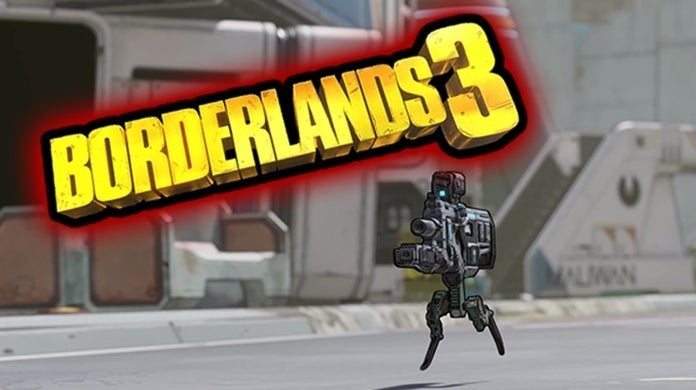 Borderlands 3 ASMR Gun