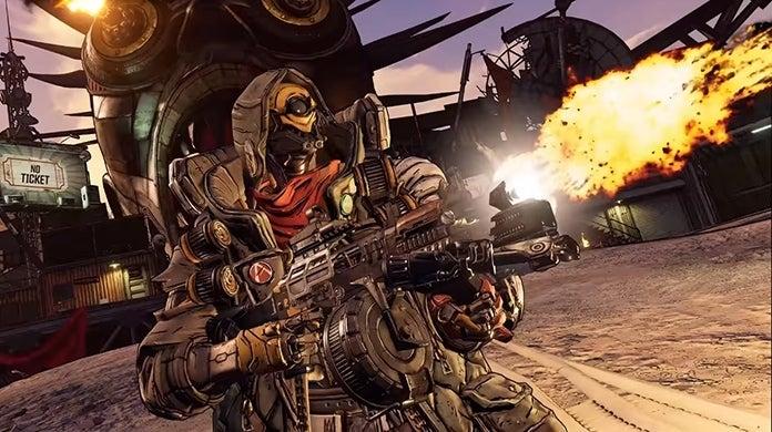 Borderlands 3 Gameplay Leak