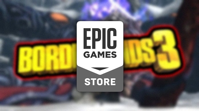 Borderlands 3 Gearbox Epic Games Store