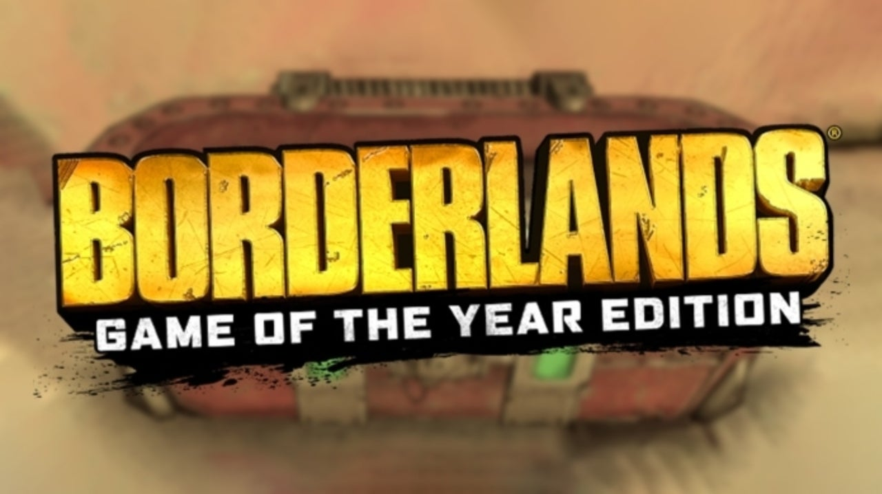 This 'Borderlands: Game of the Year Edition' Glitch is