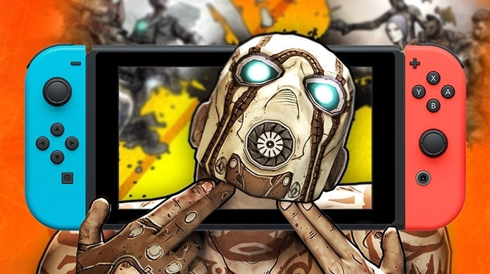 Borderlands Nintendo Switch