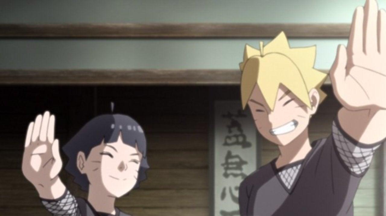 New 'Boruto's Opening Teases 'Naruto' Family Training