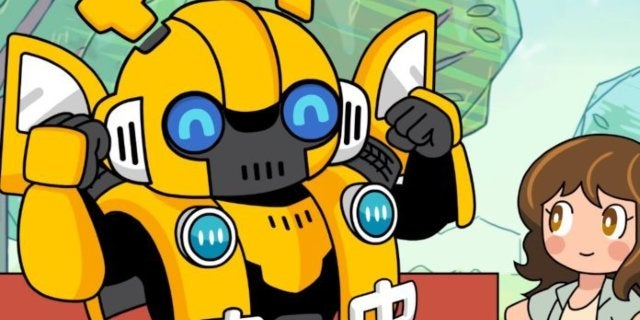 Bumblebee-Anime-Transformers