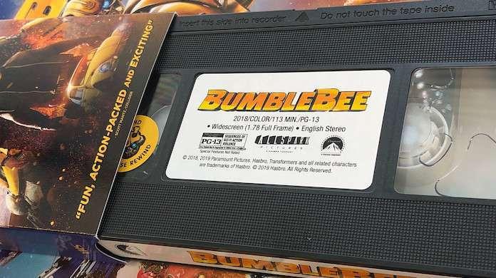 Bumblebee-VHS