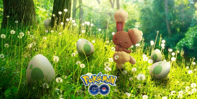 Pokemon Go' Brings Back Eggstravaganza Event With New Shiny