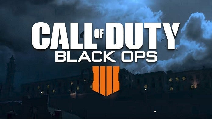 Call of Duty Black Ops 4 Alcatraz