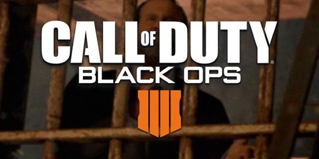 Call of Duty Black Ops 4 Prop Hunt PS4