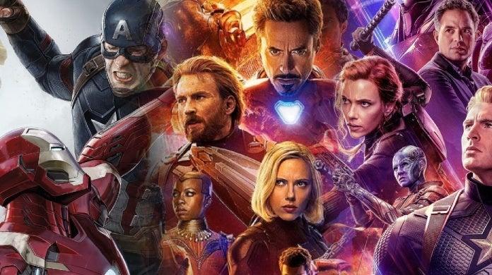 captain america civil war avengers infinity war avengers endgame