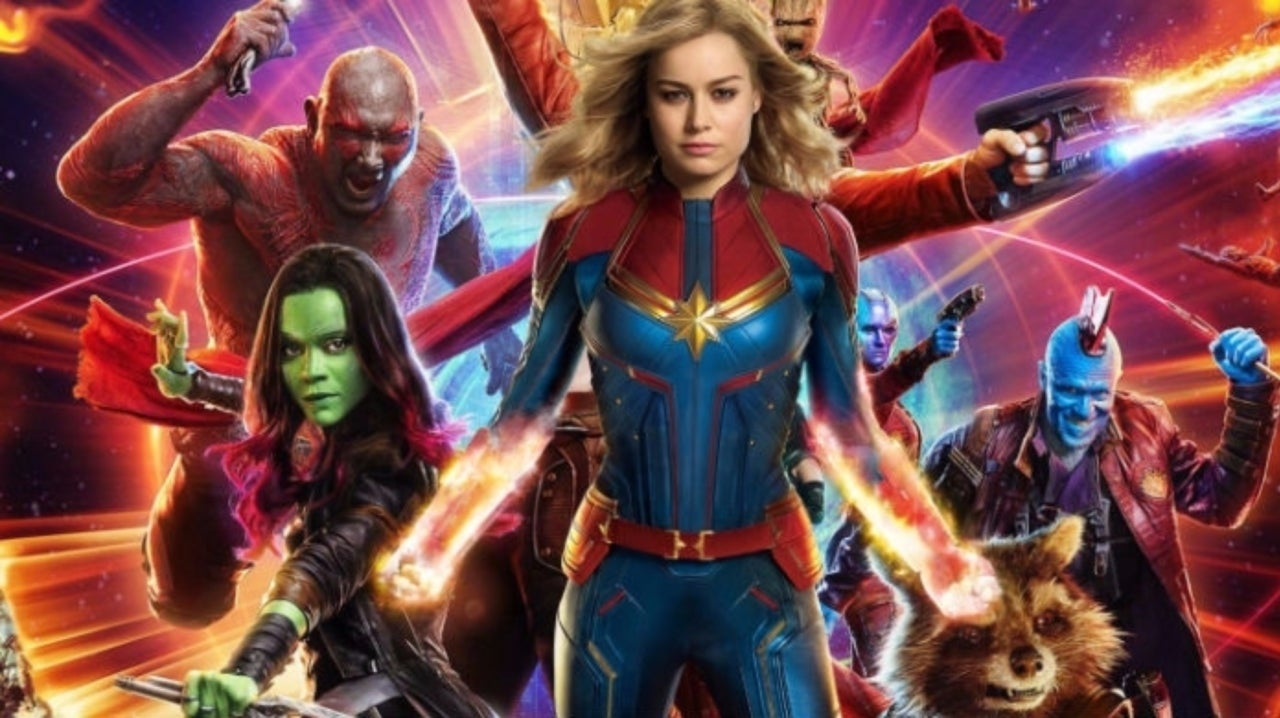 'Captain Marvel' Soars Past 'Guardians of the Galaxy Vol. 2'