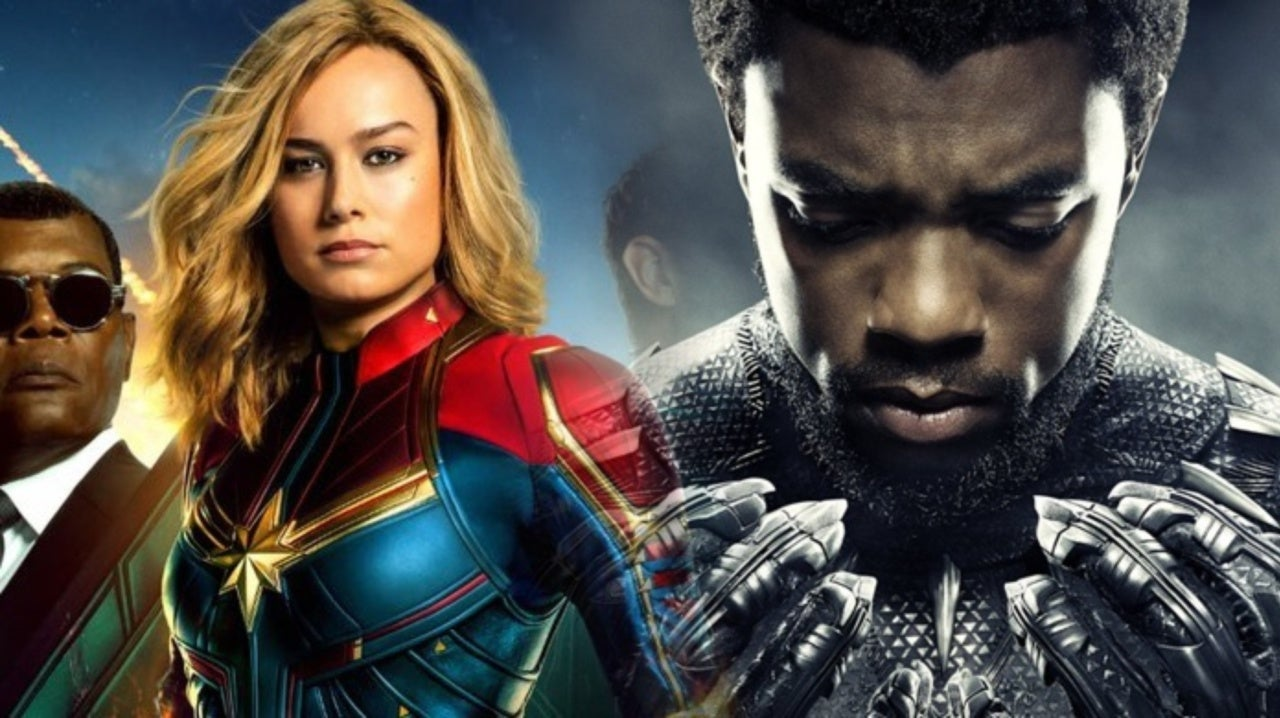 avengers: endgame writers reveal why captain marvel and