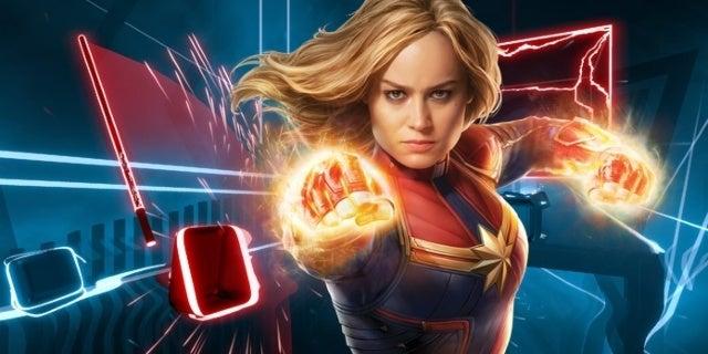 Captain-Marvel-Brie-Larson-Beat-Saber