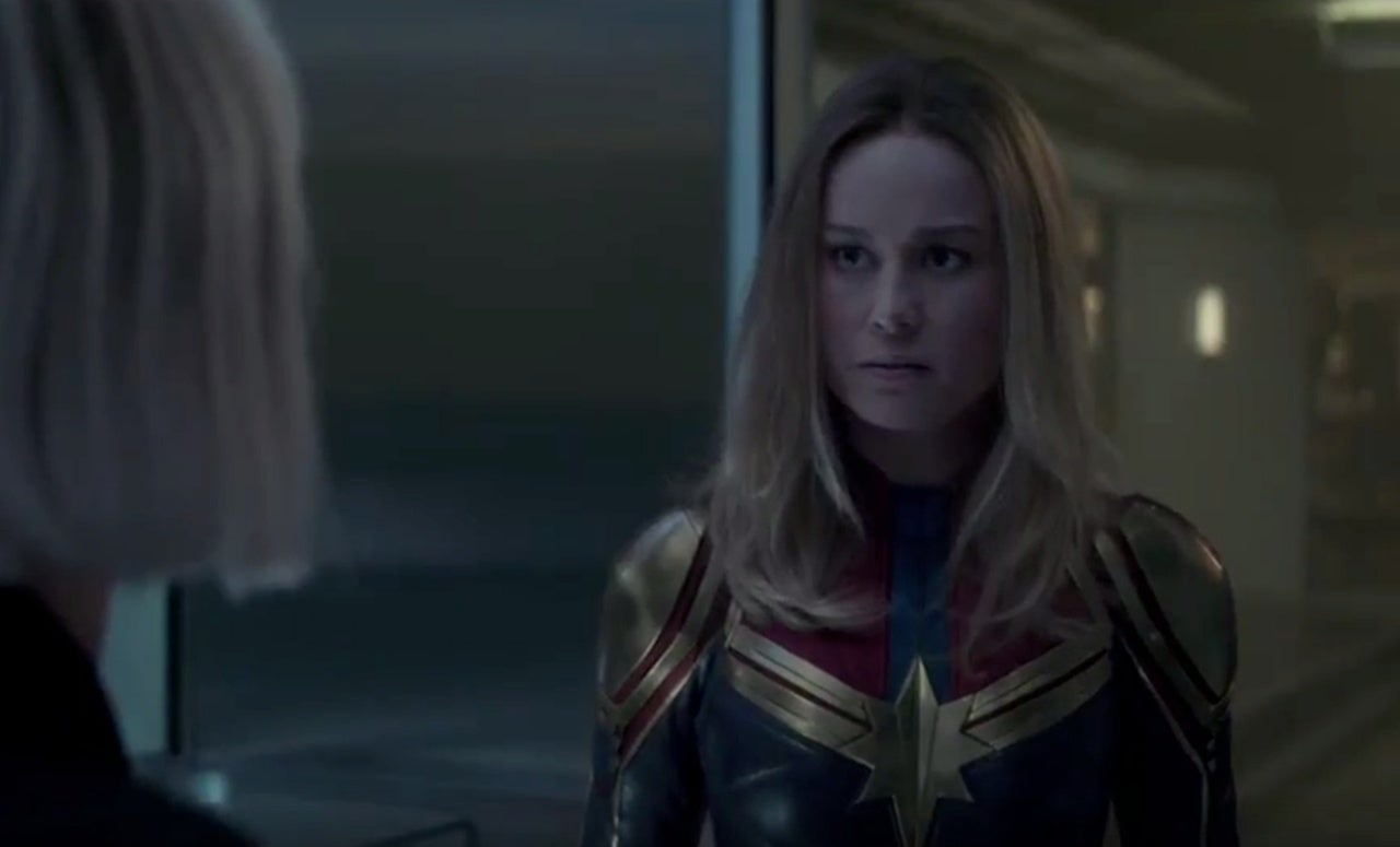 captain Marvel post credits scene