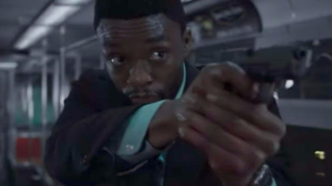 Black Panther Star Chadwick Boseman's 21 Bridges Trailer Released