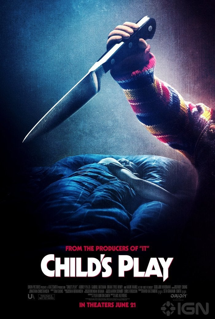 child's play reboot poster chucky