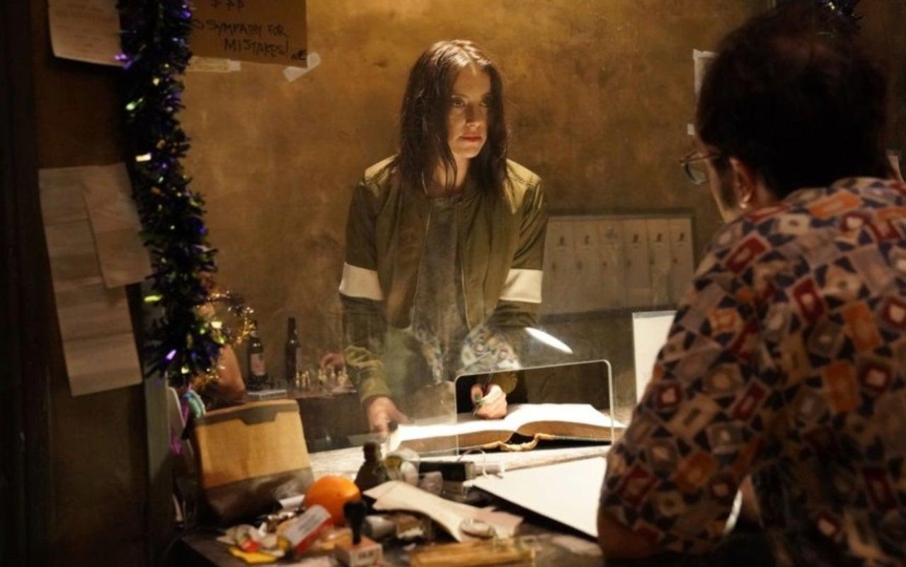 'Cloak & Dagger' Star Emma Lahana Explains Why Mayhem Isn't Exactly a Villain