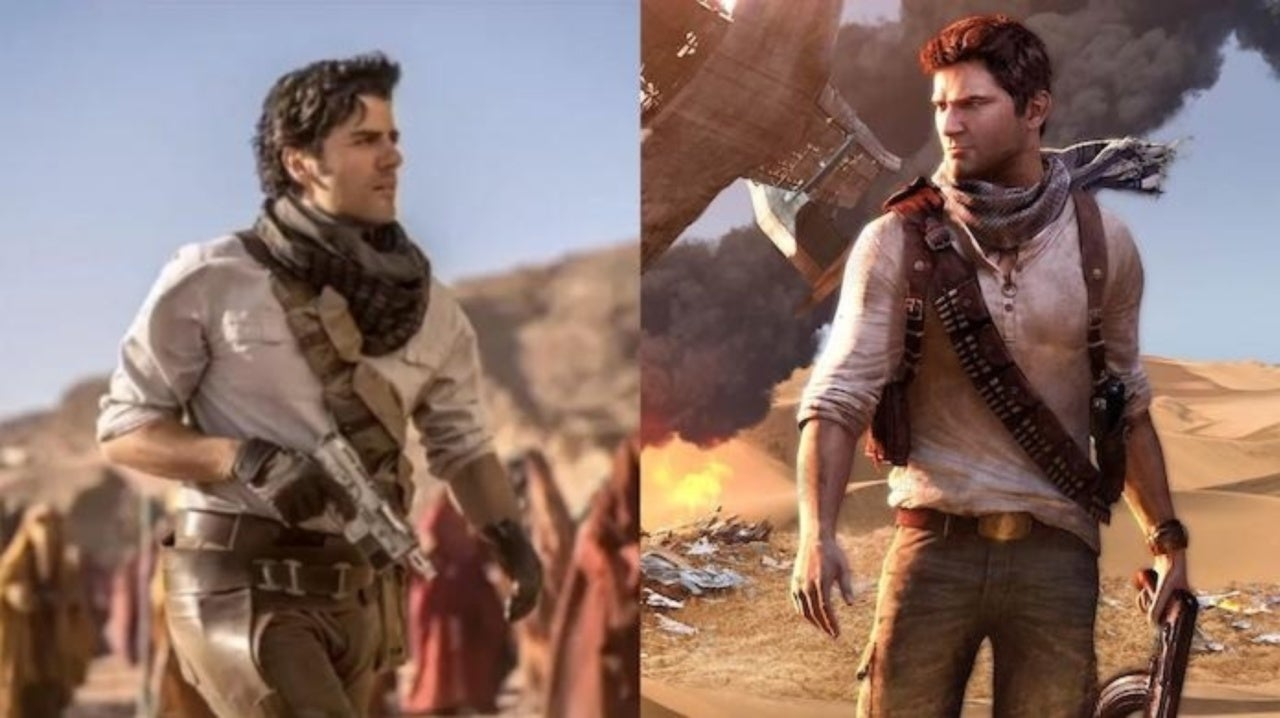 Poe Dameron Cosplays Nathan Drake In Star Wars The Rise Of Skywalker