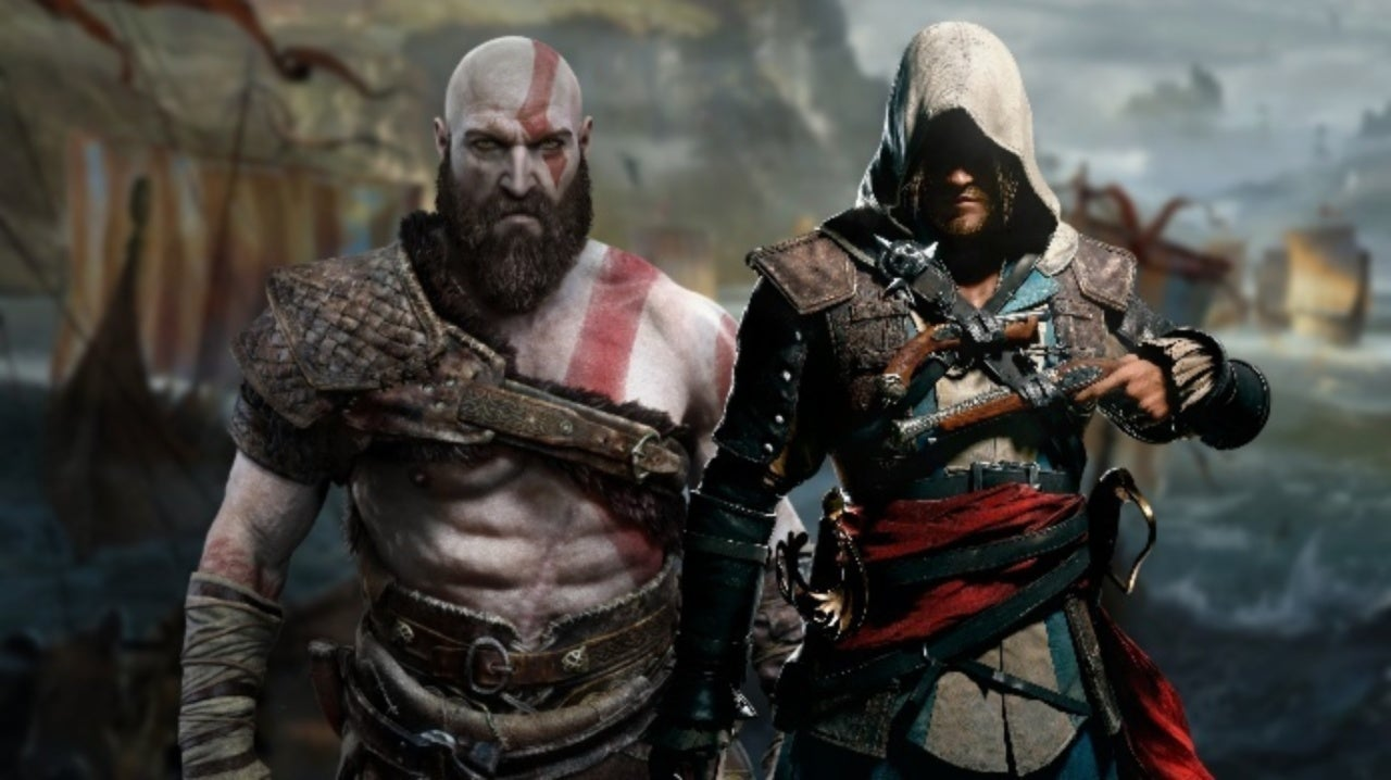 God Of War Director Proposes Crossover With Vikings Themed