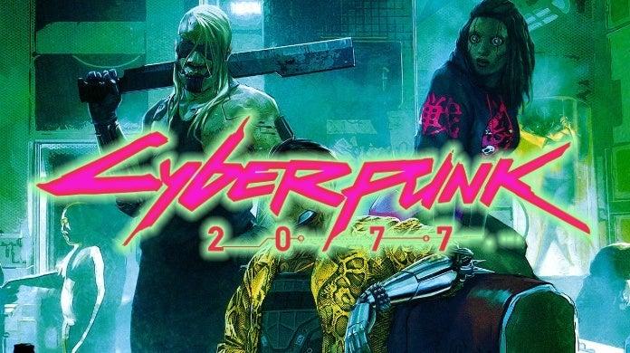 cyberpunk 2077 green trio
