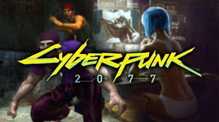 Cyberpunk 2077 Vampire The Masquerade Bloodlines