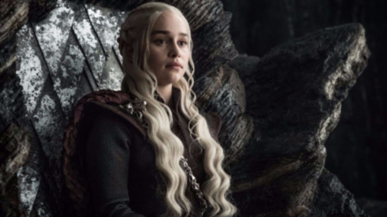 Game Of Thrones Star Emilia Clarke Named One Of Times 100 Most