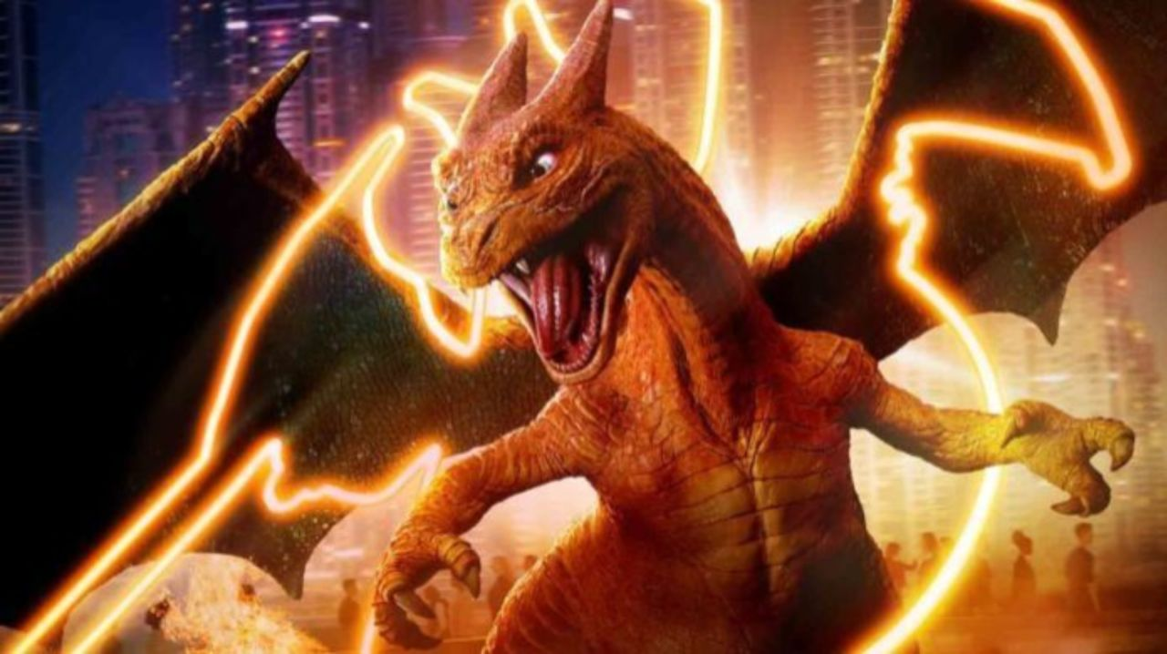 Pokemon Cosplay Puts Eye Popping New Spin On Charizard