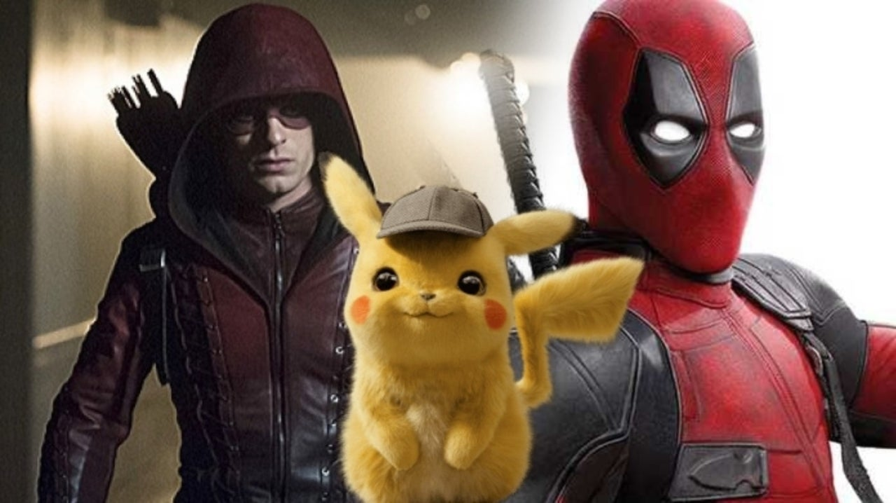 'Arrow's Colton Haynes Wants To Play Pokemon Go With Ryan Reynolds To Promote 'Detective Pikachu'