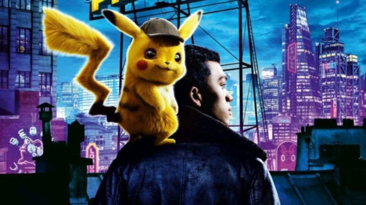 'Detective Pikachu' TV Spot Shows Loudred in Action