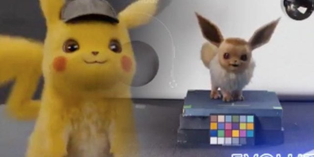 detective pikachu pokemon