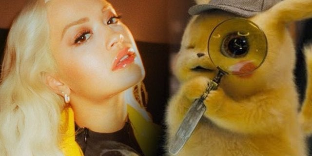 "'Detective Pikachu' Announces Rita Ora Theme Song ""Carry On"""