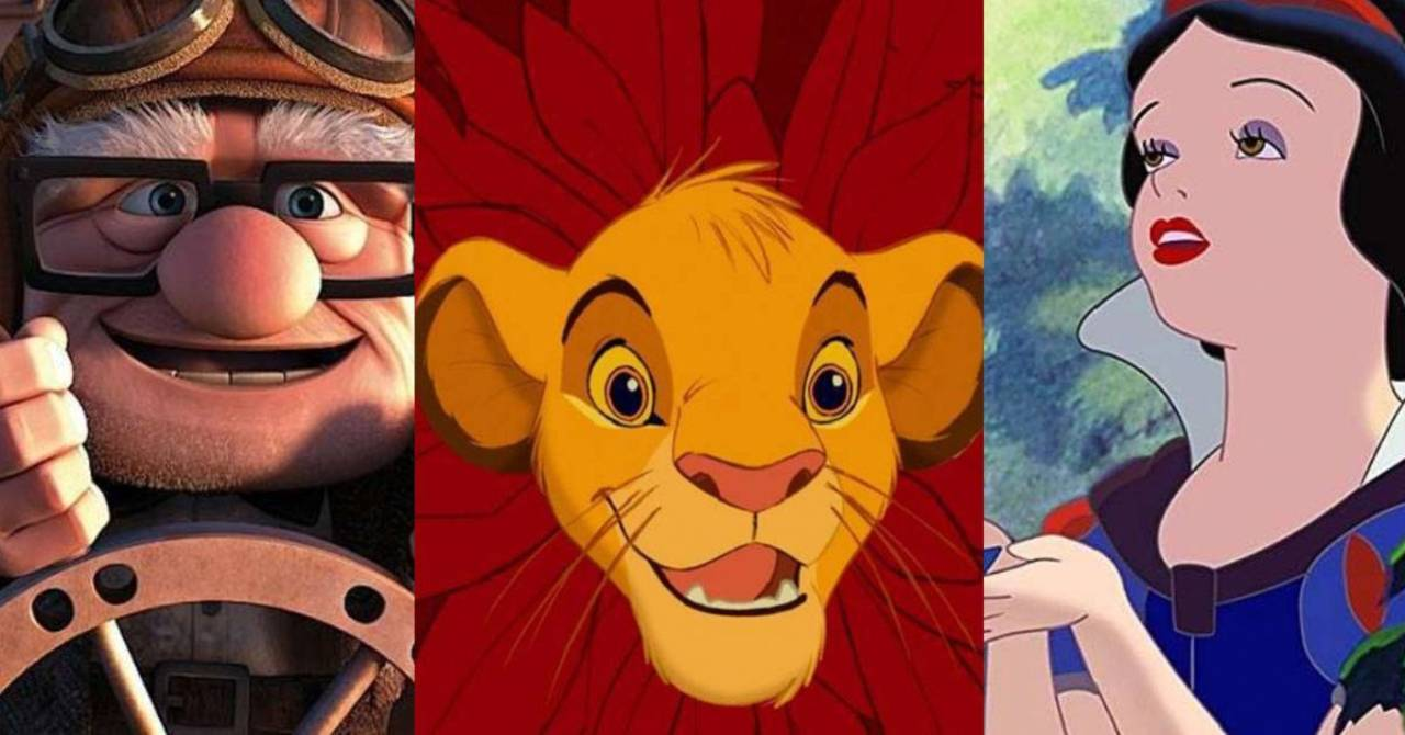 Best Disney Movies of All Time, Ranked