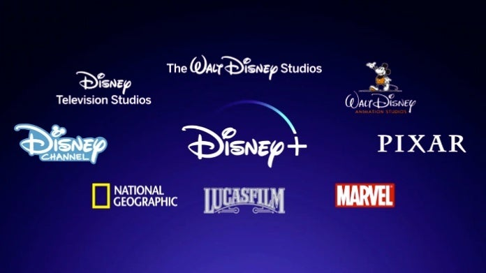 Disney Plus brands