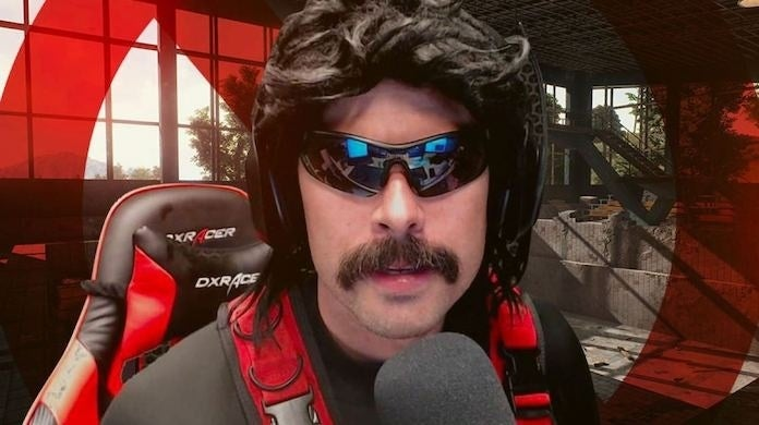 Dr Disrespect's Twitch and Twitter Accounts Were Briefly Hacked