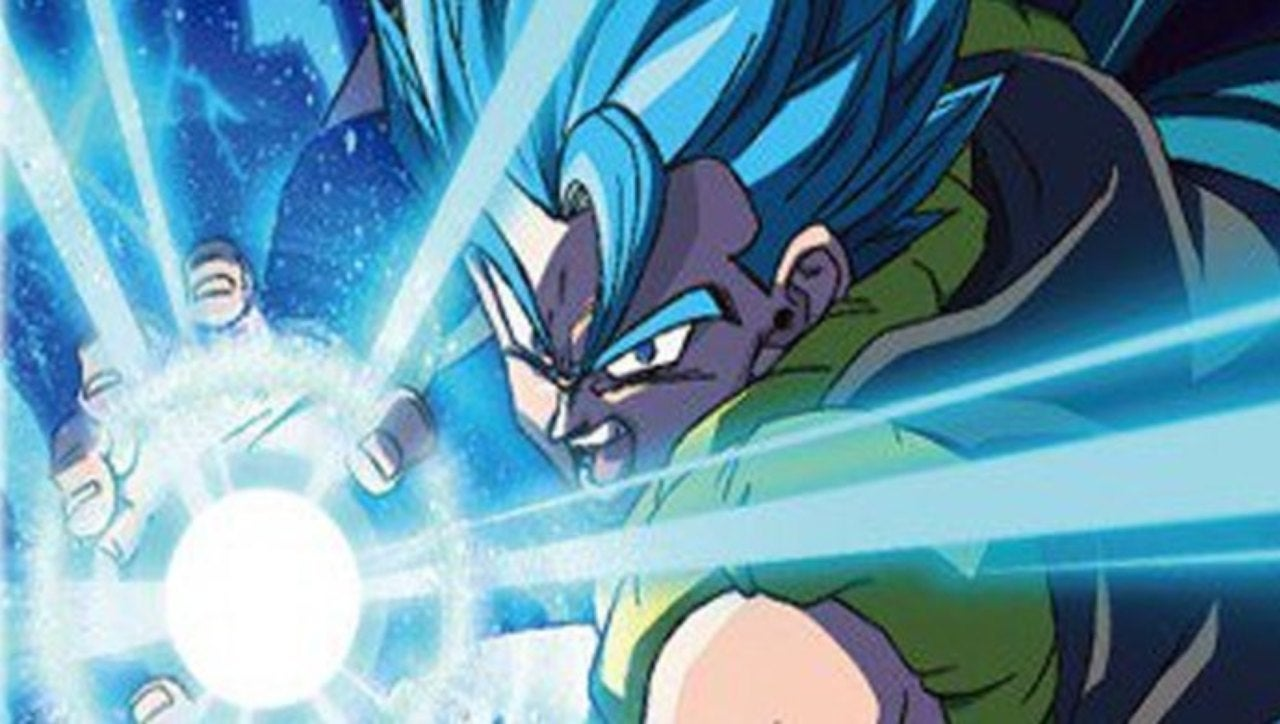 dragon ball super broly blu ray english dub