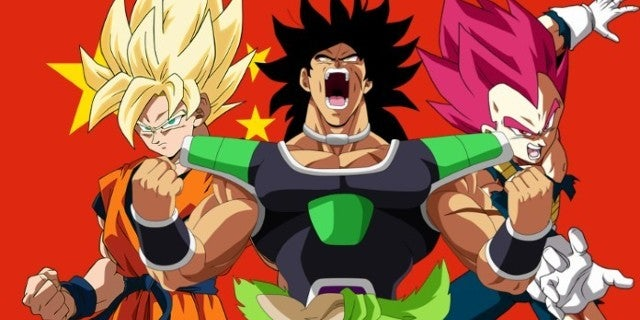 Dragon Ball Super Broly Opening in China Box Office