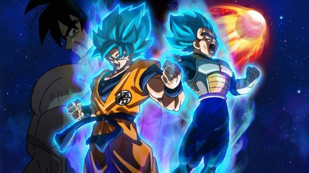 'Dragon Ball Super: Broly' Streaming On Funimation Now