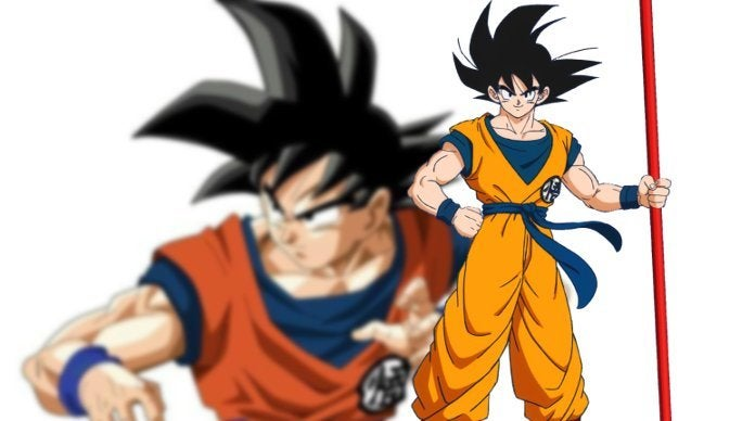 Dragon Ball Super Shintani vs Yamamuro Maeda Artwork