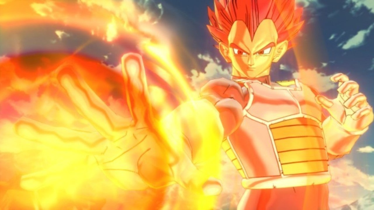 Super Saiyan God Vegeta Coming to 'Dragon Ball Xenoverse 2'