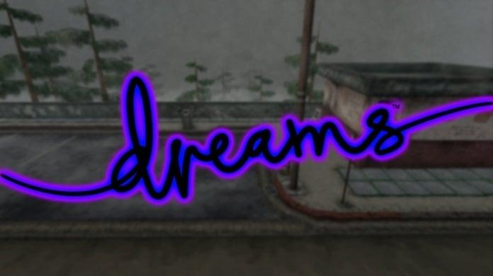 Dreams PS4 Silent Hill 2