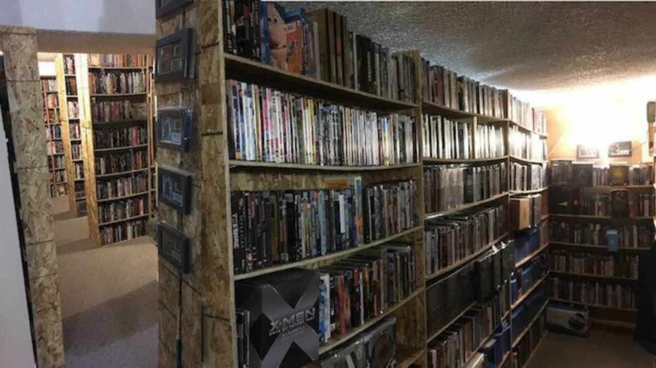 Someone Is Selling Tens of Thousands of Movies For $1 Million on eBay