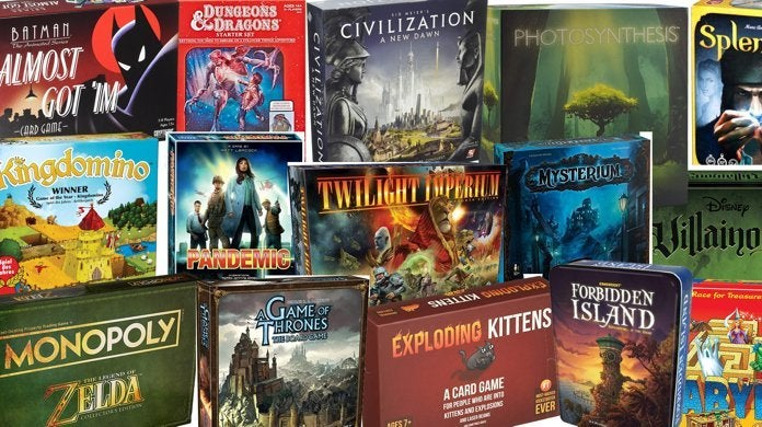 Amazon Drops One of Their Best Board Game Sales Ever