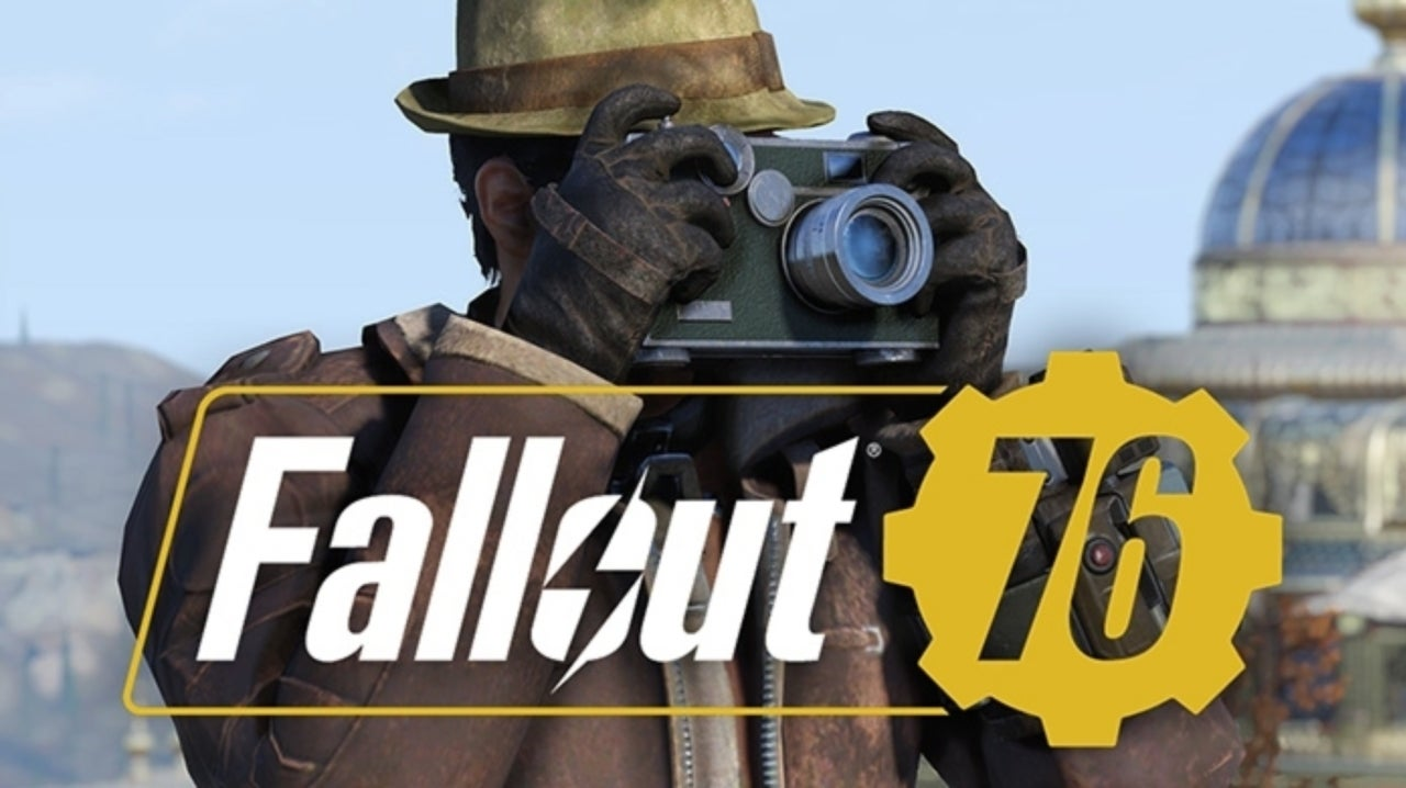 'Fallout 76' is Adding a New Dungeon, In-Game Camera This Month