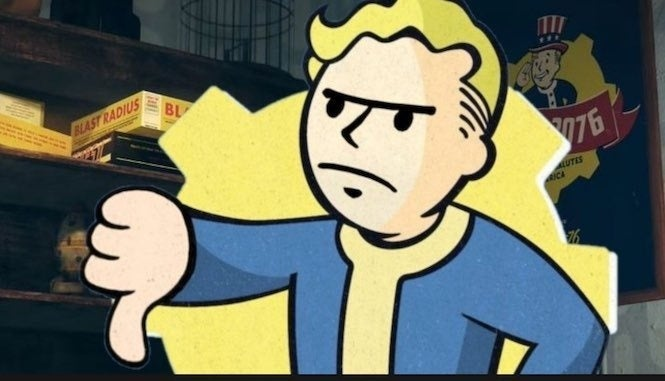 fallout pip boy angry