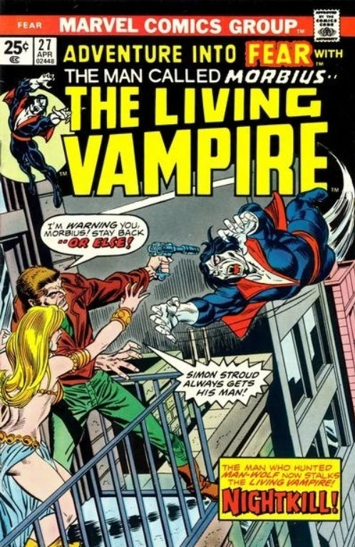 Fear 27 Morbius Stroud
